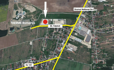 Land for sale Balotesti