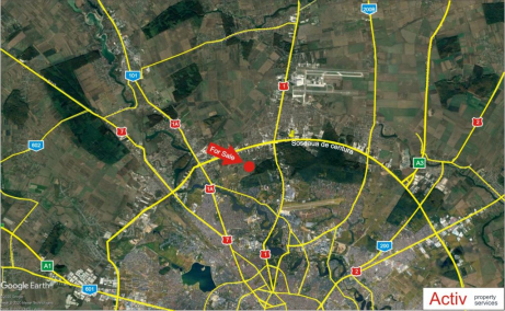 Land for Sale, Odai area